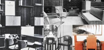 Exhibition. Spaces - Interior design evolution
