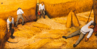 Exhibition. Bruegel, A Poetic Experience