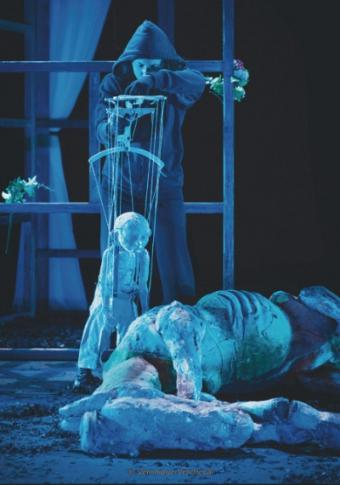 Theatre. L'herbe de l'oubli