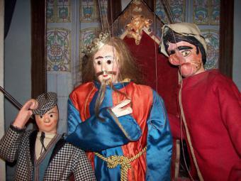 Theatre. La Nativité et le massacre des innocents