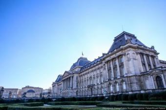 Visit of the Royal Palace