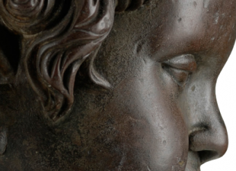 Manneken-Pis and the 'Hermandad del Rocío de Bruselas'