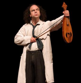 Theatre-music. Totus Cordus - I'll be Bach!