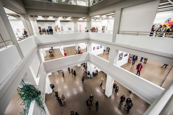 Carte de Visite - ARTopenKUNST. Call to visual artists