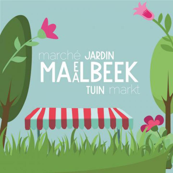 Maelbeek Garden market searches market vendors