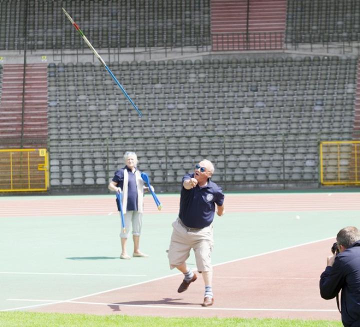 Olympics for seniors