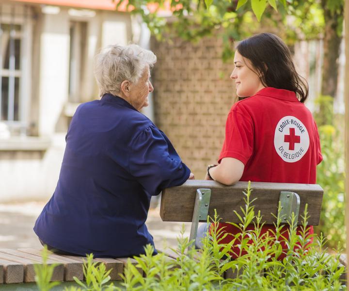 Red Cross is looking for volunteers