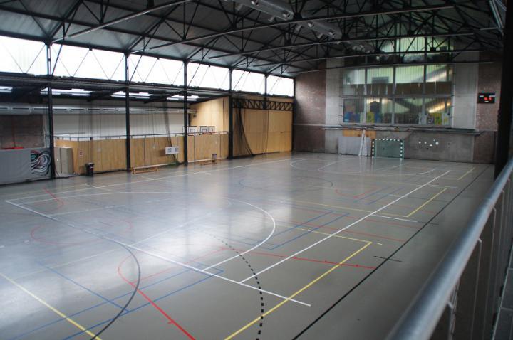 North Pole Centre - sports hall