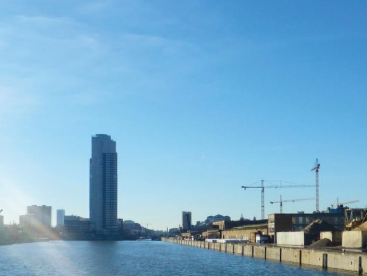 Citroën-Vergote Urban renewal contract
