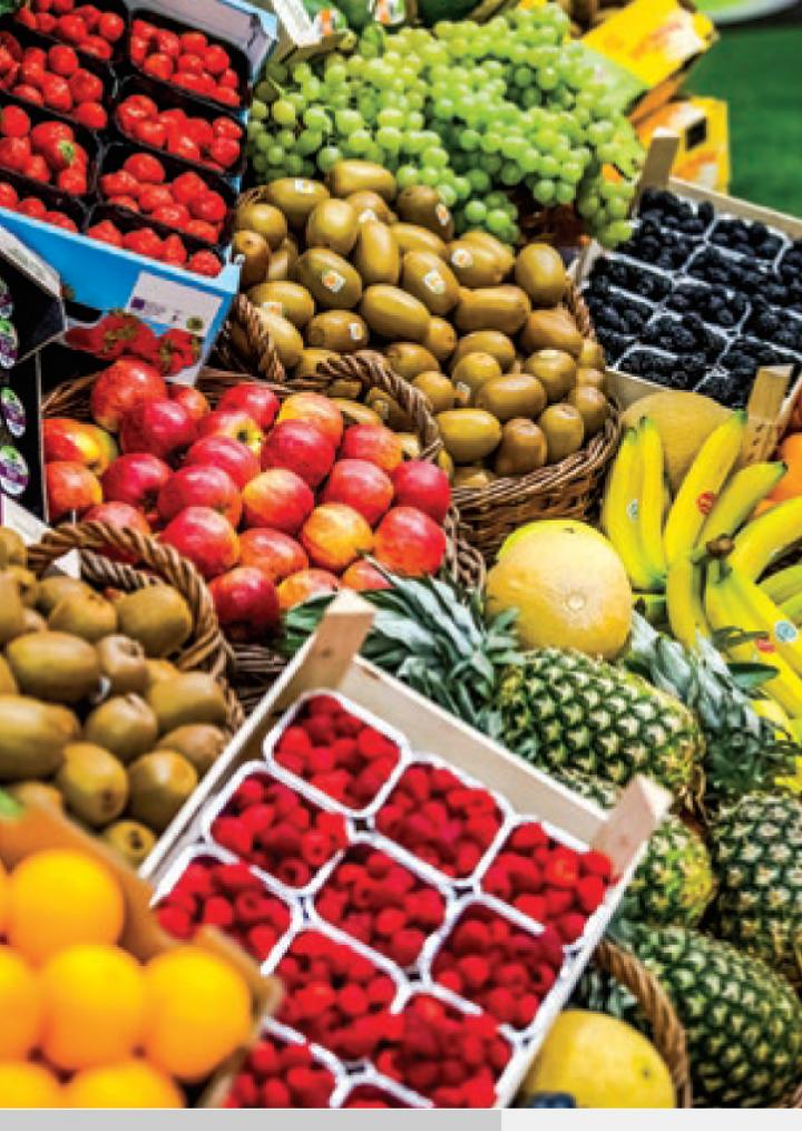 Buy fresh vegetables at the GASAP