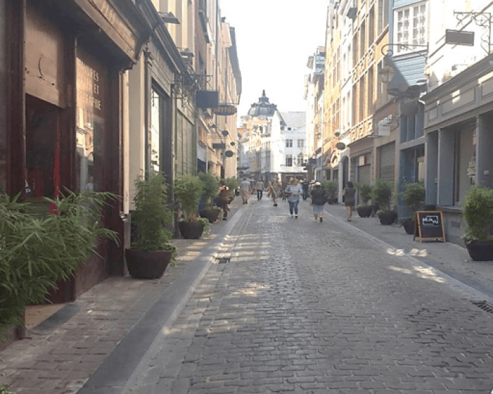 Pimp My Street 2 - Rue des Eperonniers