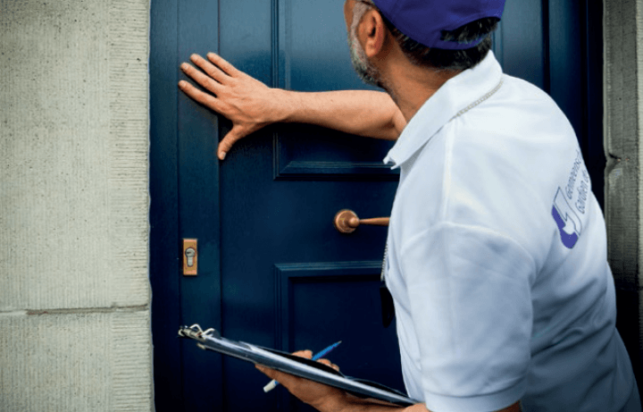 Rosette Operation against burglaries