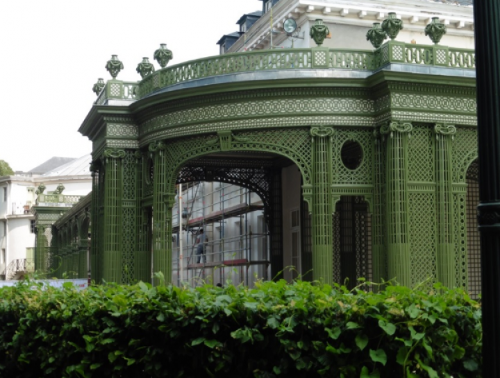 Waux-Hall - Brussels Park