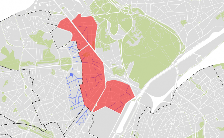 New 30 km zones at Laeken