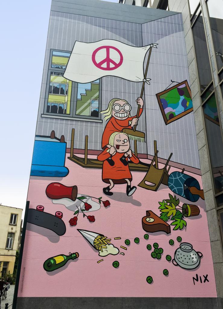 Kinky & Cosy (Nix) - Rue des Bogards