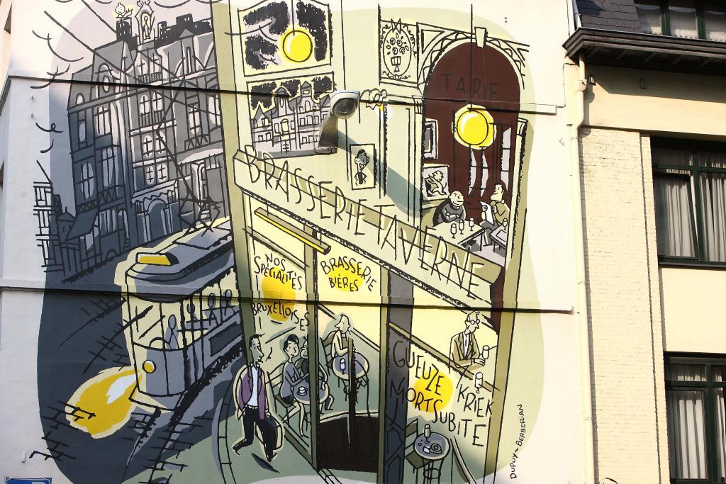 Monsieur Jean (Dupuy & Berberian) - Rue des Bogards