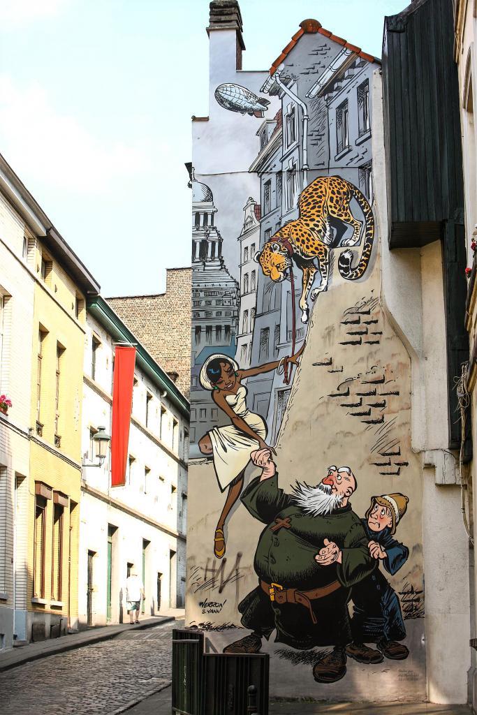 Odilon Verjus - Rue des Capucins