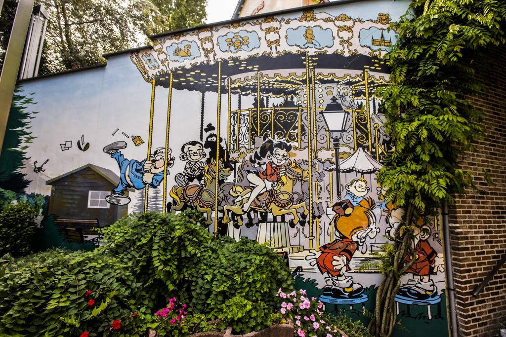 Le Petit Spirou (Tome & Janry) - Boulevard du Centenaire