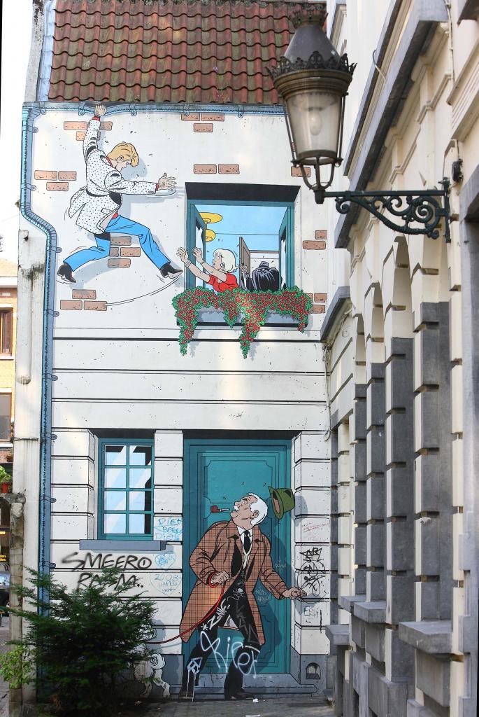 Ric Hochet (Tibet & Duchâteau) - Rue des Bons Secours
