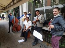 Opening of the Office of the Marolles district contract - click to enlarge