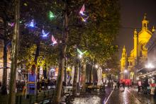 Brussels by Lights - click to enlarge