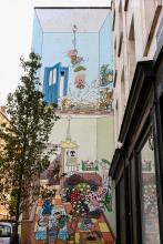 Le petit Jojo (Geerts) - Rue Piermans - click to enlarge