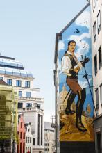 Le Scorpion (Marini) - Rue Treurenberg - click to enlarge