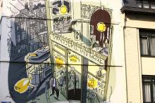 Monsieur Jean (Dupuy & Berberian) - Rue des Bogards - click to enlarge