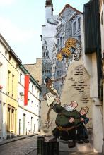 Odilon Verjus - Rue des Capucins - click to enlarge