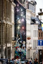 Olivier Rameau (Dany) - Rue du Chêne - click to enlarge