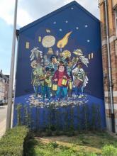 Tamara - rue de Ter Plast - click to enlarge