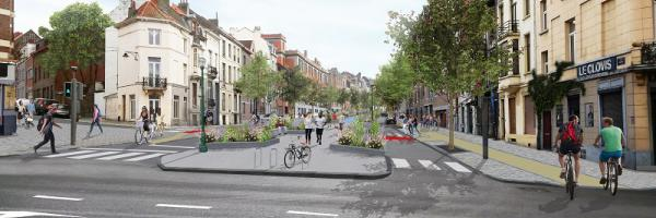 Boulevard Clovis redevelopment